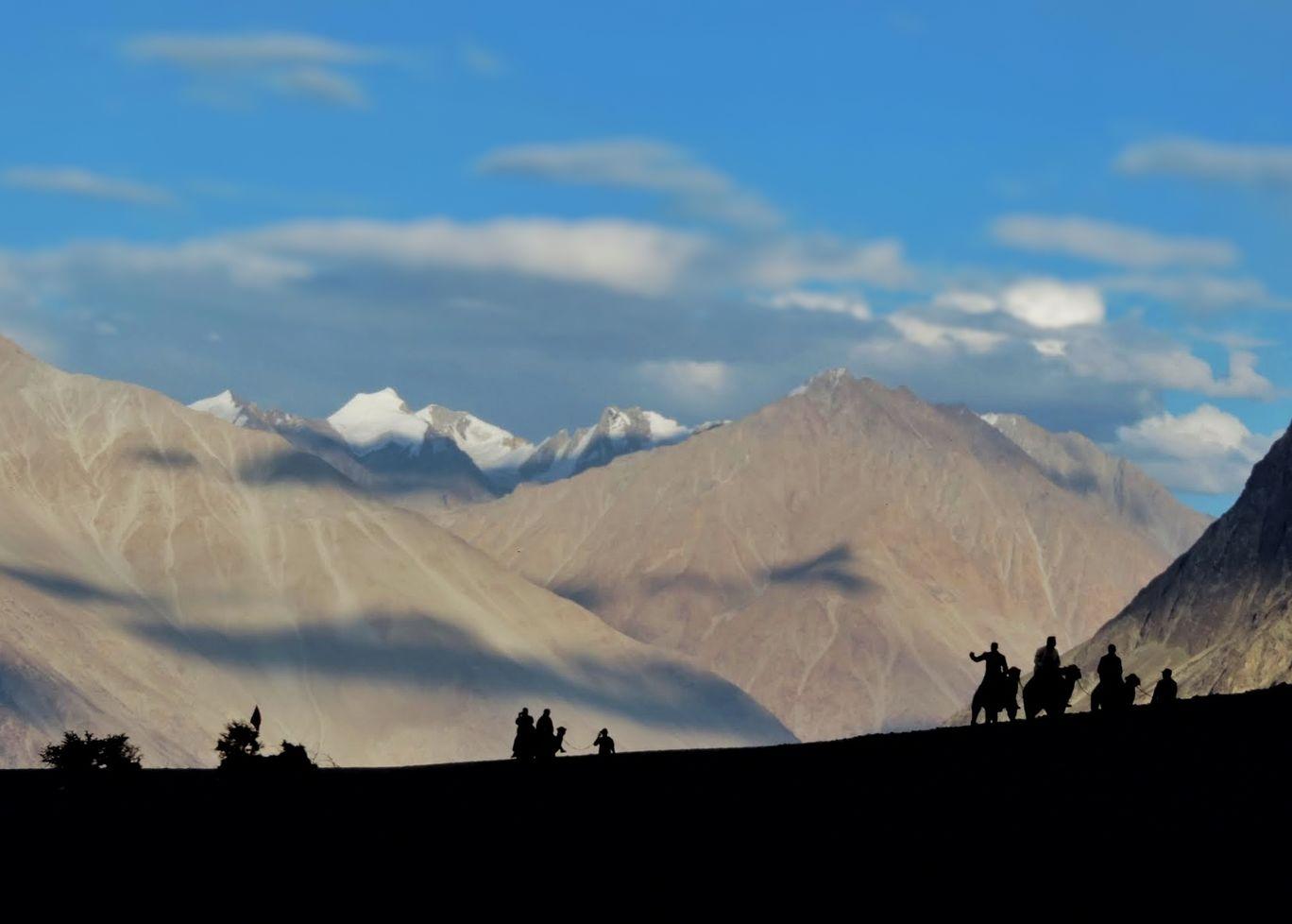 Photo of Nubra Valley By Nivedita G