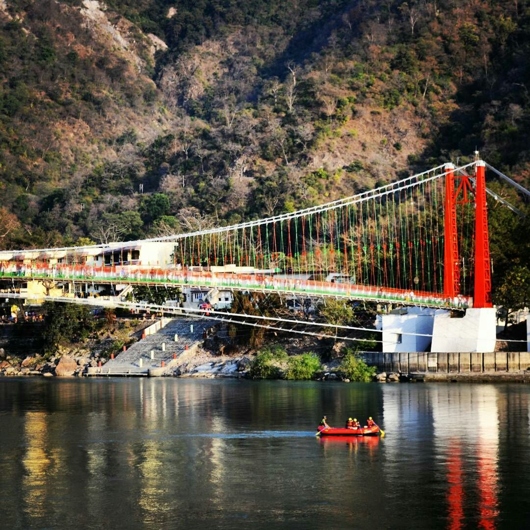 Photo of Ram Jhula By Ritzzmi
