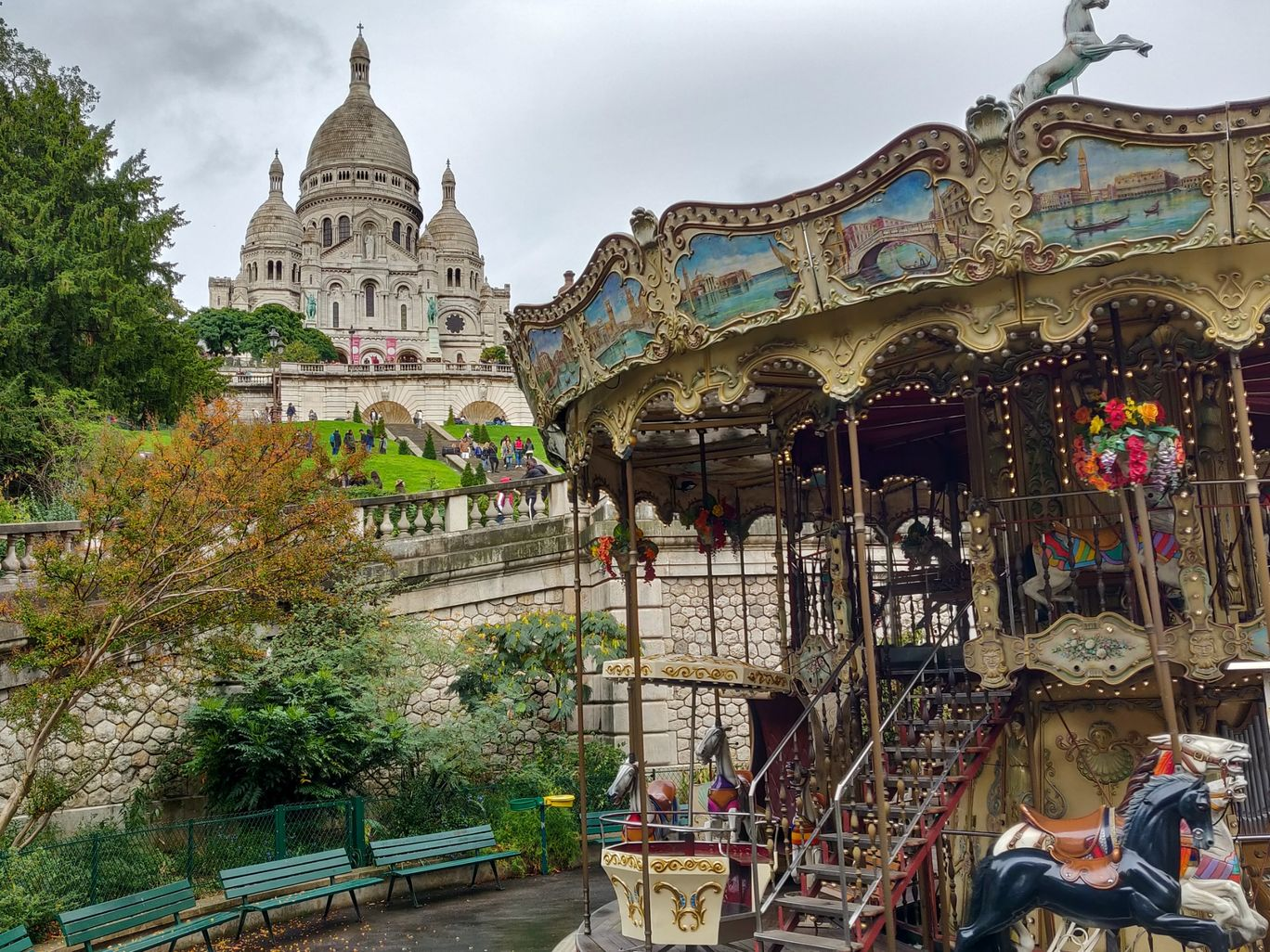 Photo of MONTMARTRE By Garima & Alok