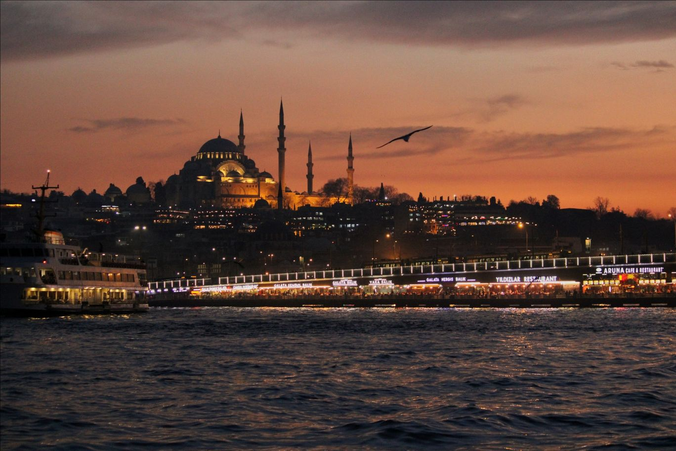 Photo of Istanbul By Sujit Barge