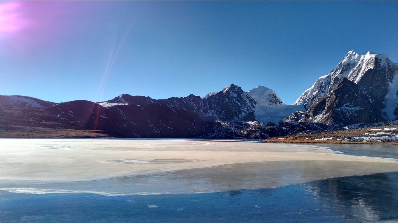 Photo of Gurudongmar Lake By Tanushree Kailash