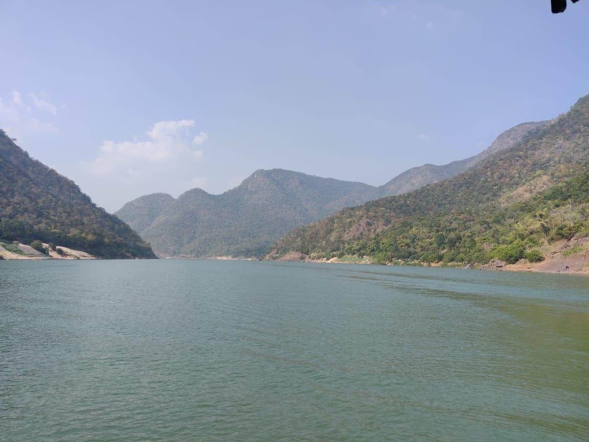 Photo of Papikondalu Tourism By Swaroop Chakravorty