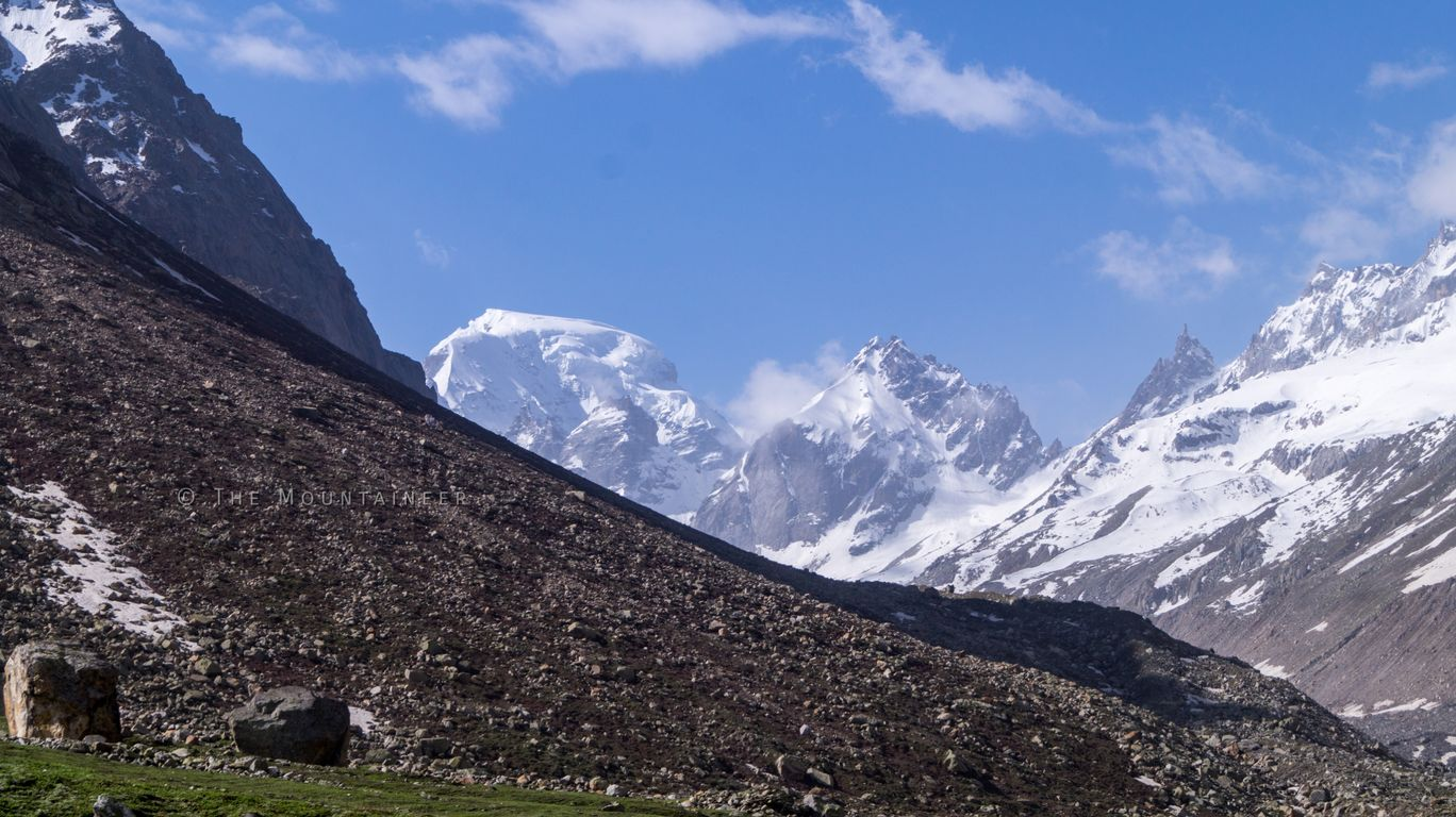 Photo of Hamta Pass By @the_mountaineer