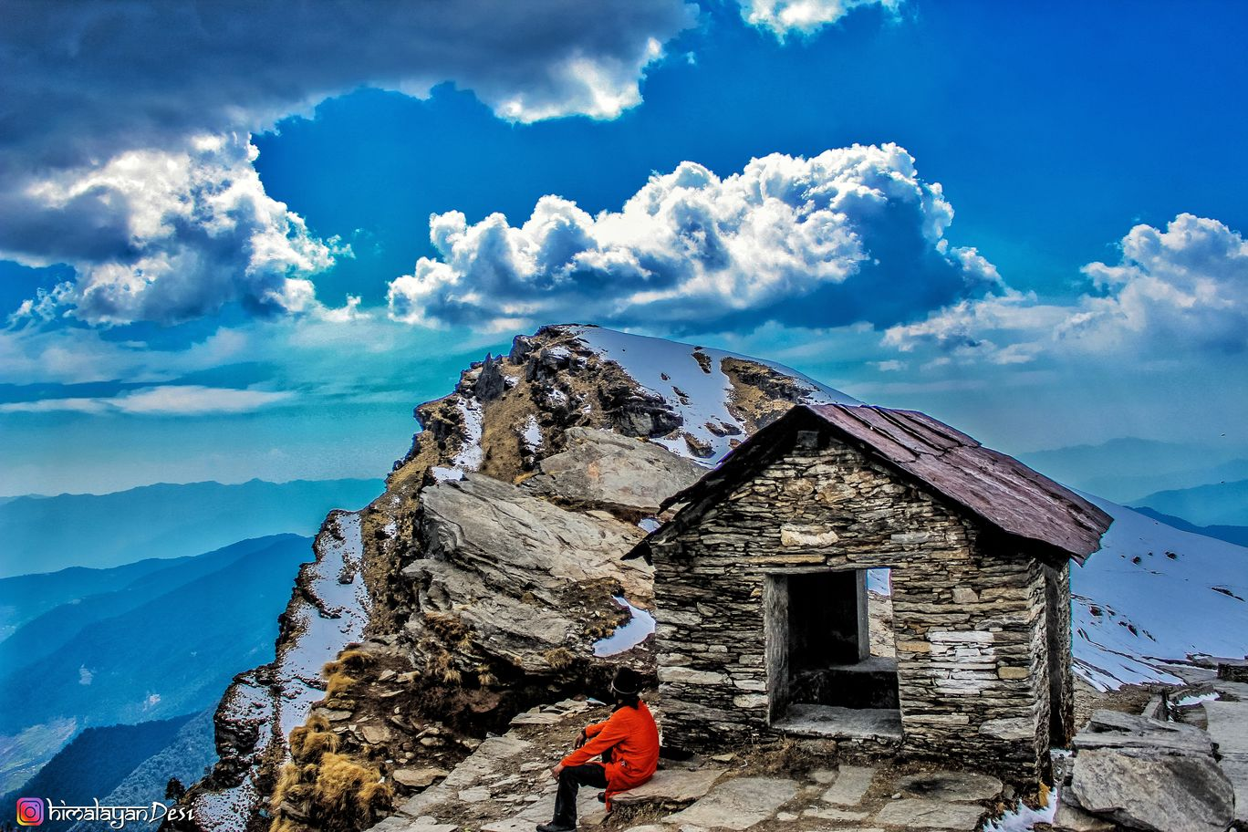 Photo of Chopta Tungnath Chandrashila Trekking By veer kumar
