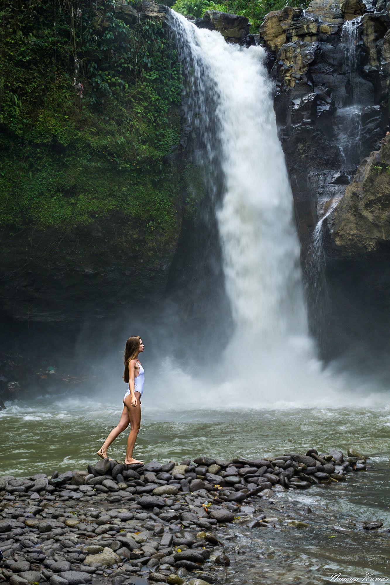 Photo of Tegenungan Waterfall By Naman Kumar