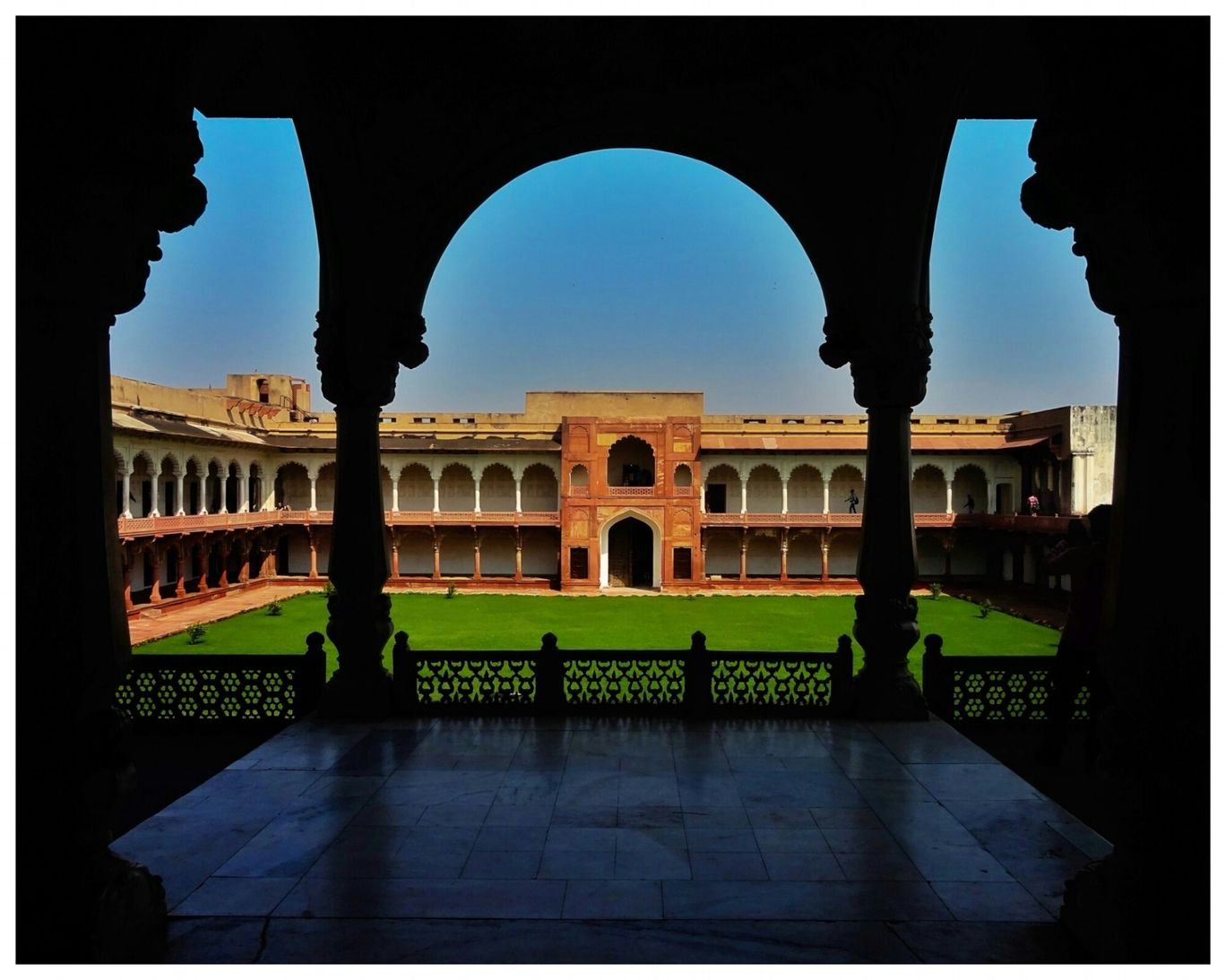 Photo of Agra Fort By Jevottam Sharma