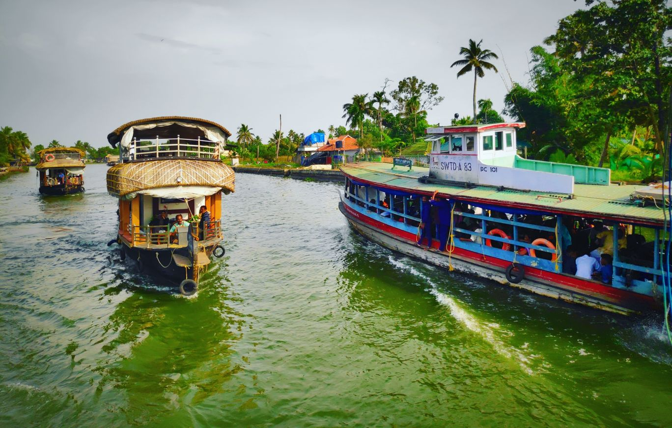 Photo of Alleppey By Jaison Christopher