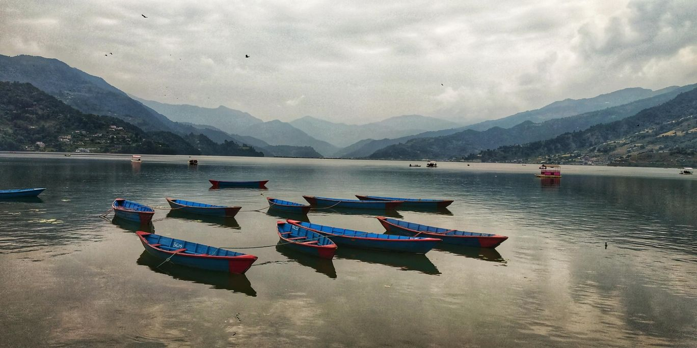 Photo of Pokhara By Nikhilesh Mishra
