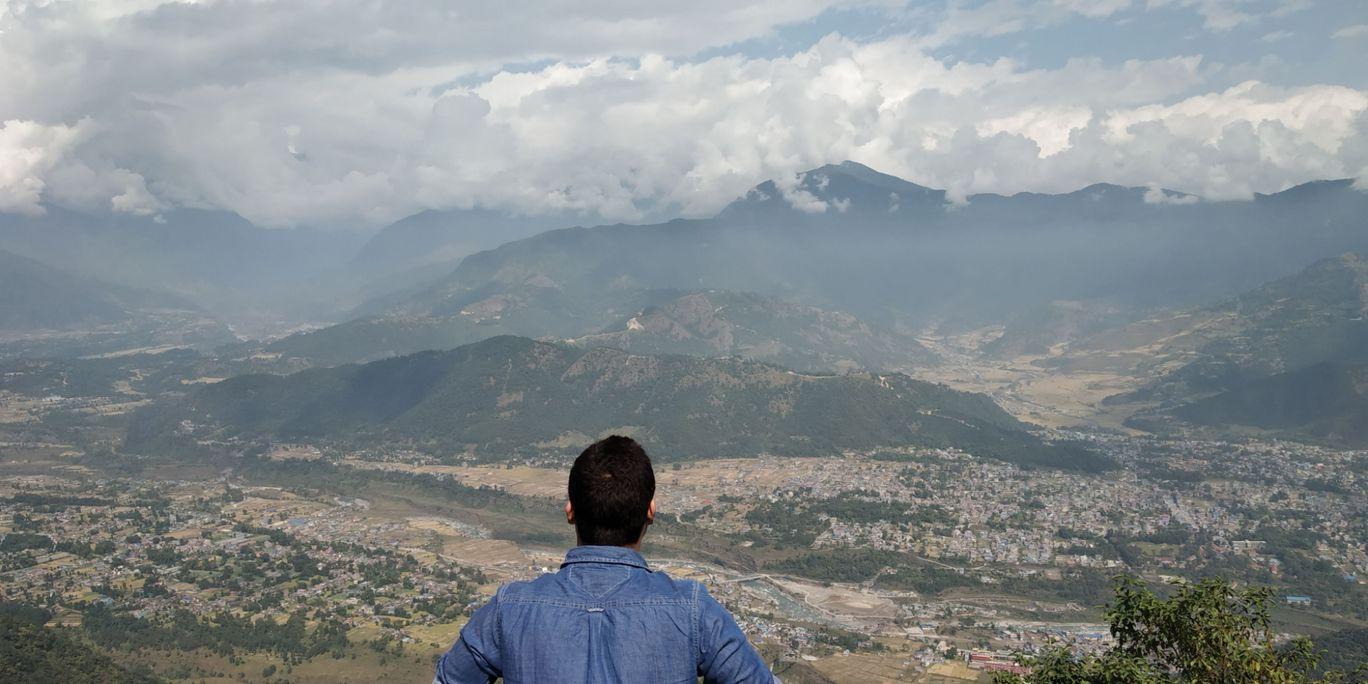 Photo of Pokhara By Nikhilesh Mishra
