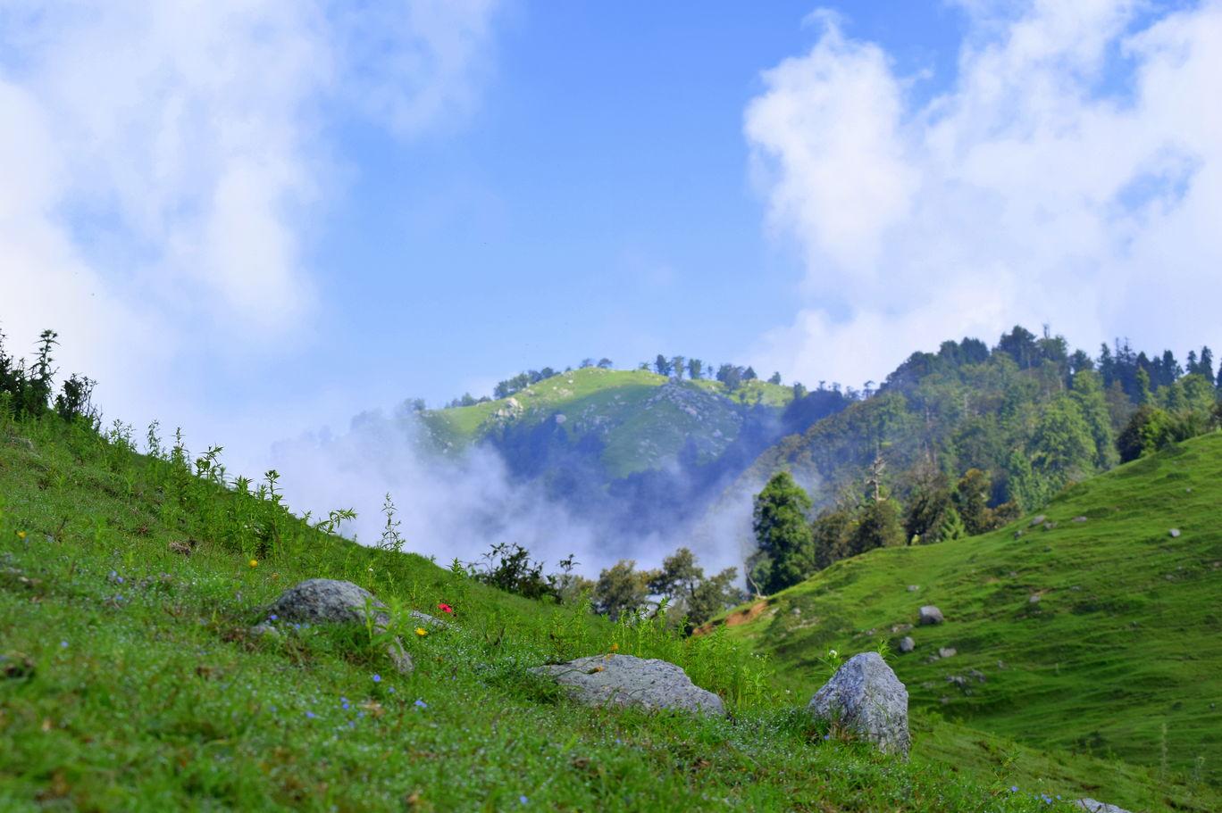 Photo of Dainkund Trek & Khajjiar - Only Pictures By Raman oberoi