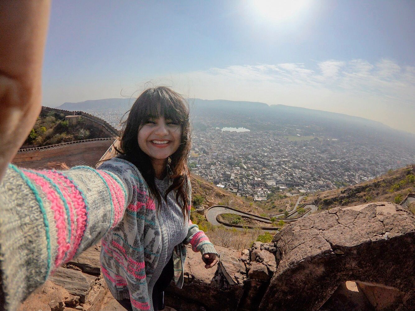 Photo of Nahargarh Fort By Asmita Sharma