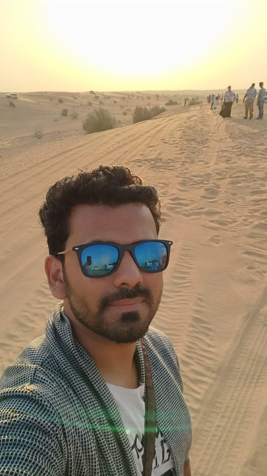 Photo of Desert Safari Dubai - Umm Suqeim Street - Dubai - United Arab Emirates By Krunal Shah