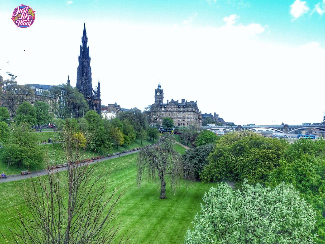 Photo of Edinburgh By Rucha Joshi