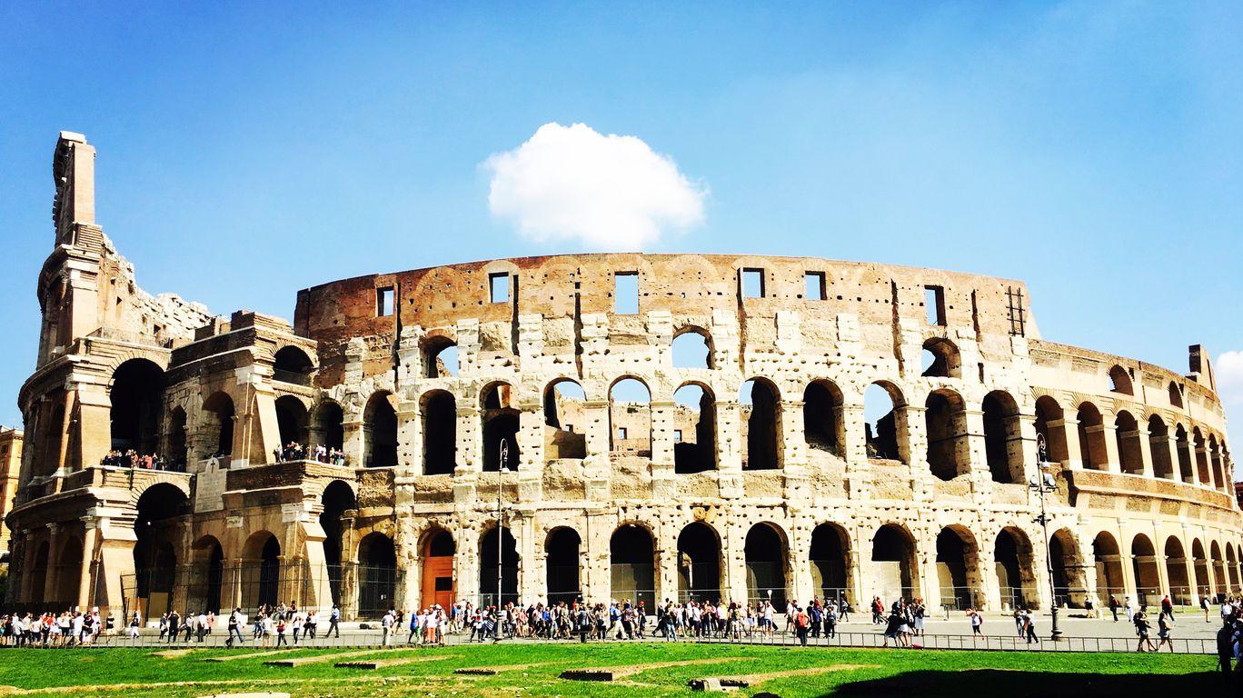Photo of Rome By Ajinkya Raghunath Pednekar