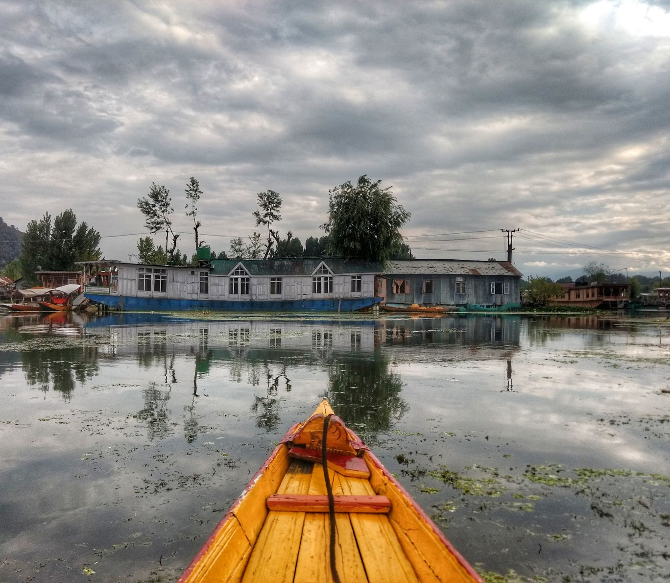 Photo of Dal Lake By Sakshi Sultania