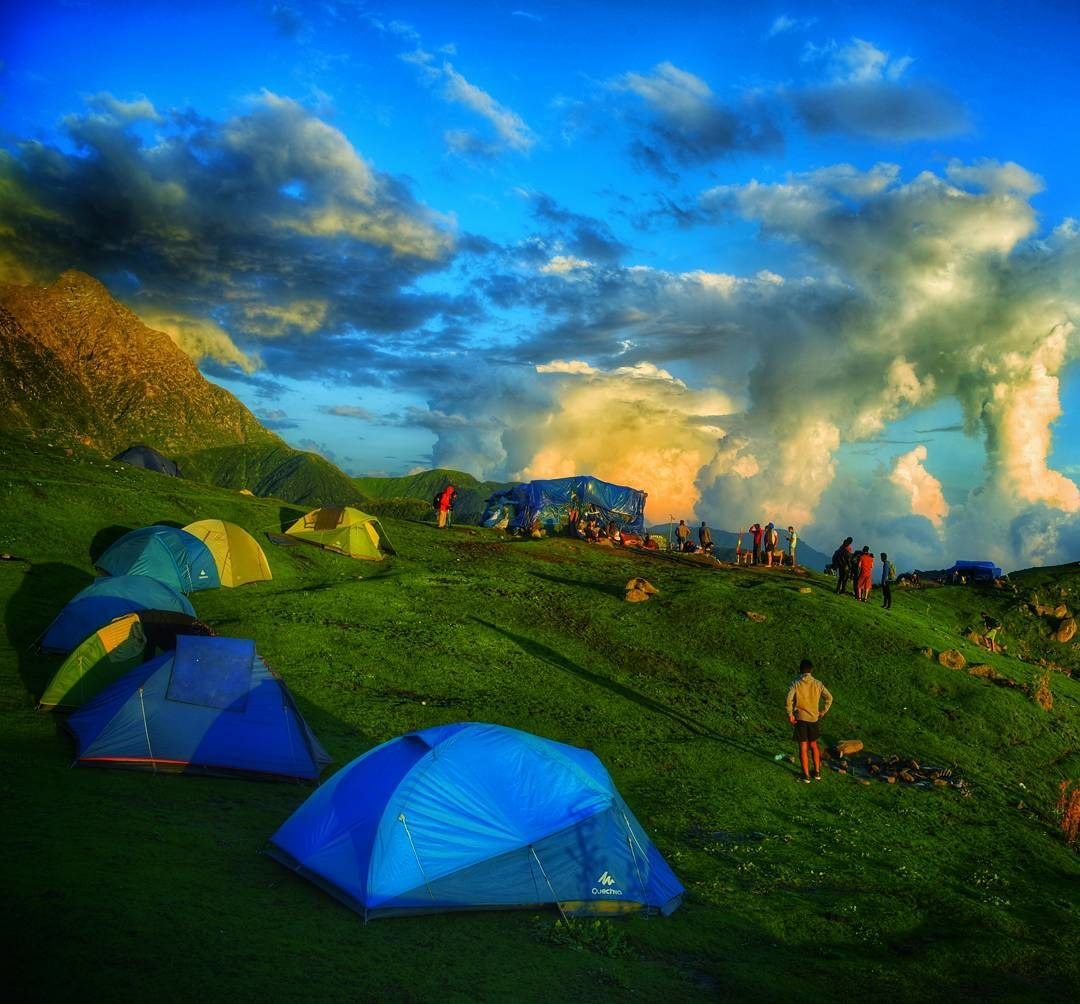 Photo of Triund Trek By Ambuj Khanna