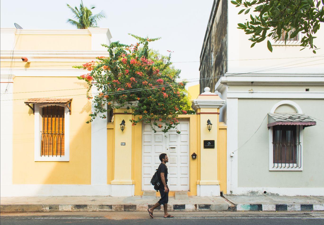 Photo of Pondicherry By Lyon Mathias