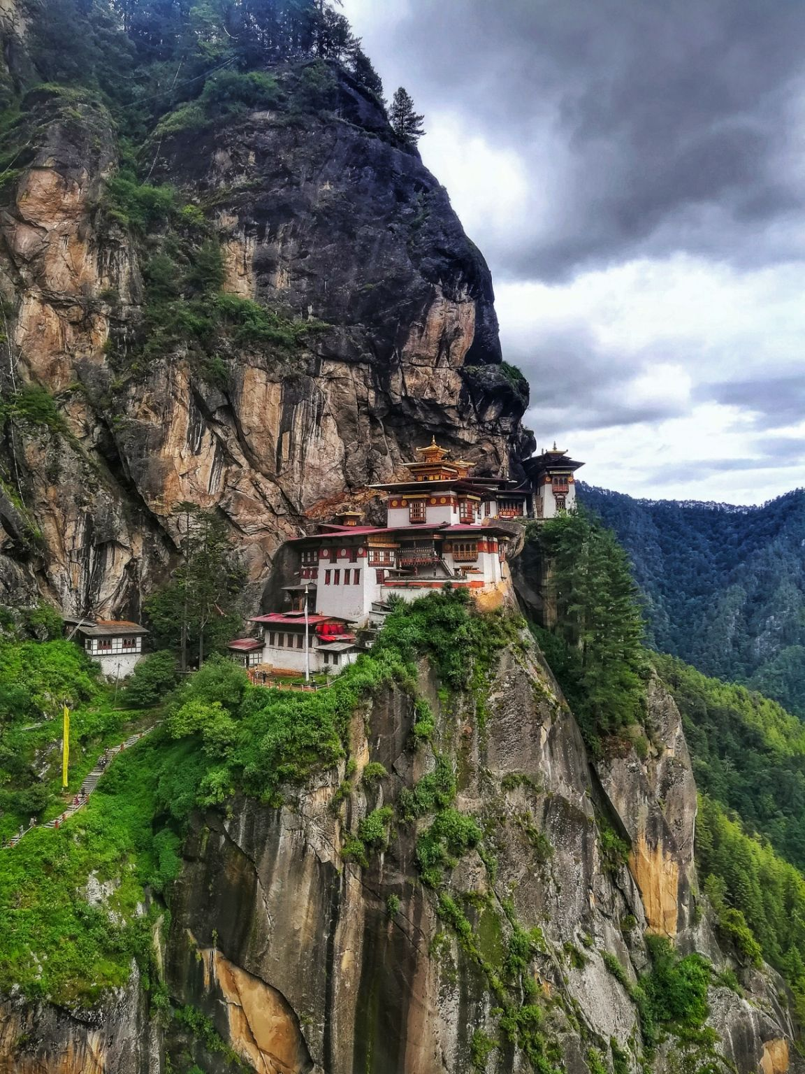 Photo of Tiger's Nest By Aswin Chand