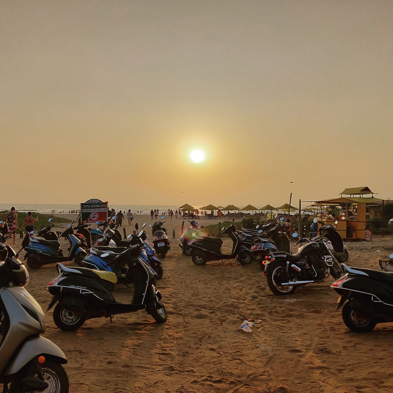 Photo of Goa - Anjuna, Baga,Morjim By Axay Pithava