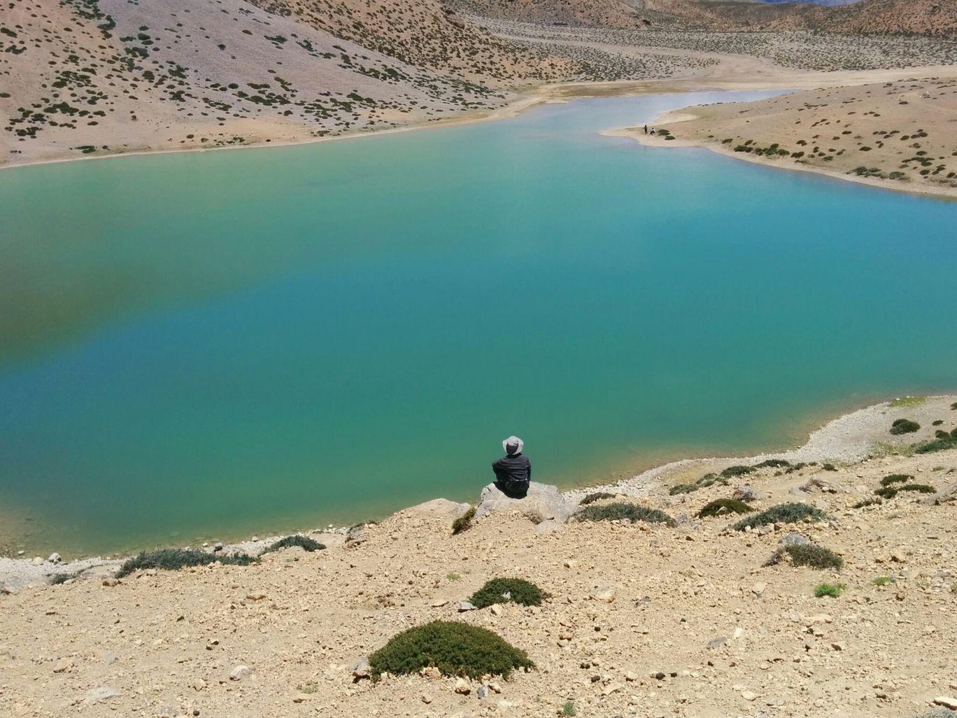 Photo of Dhankar Lake By Lakshya pawa