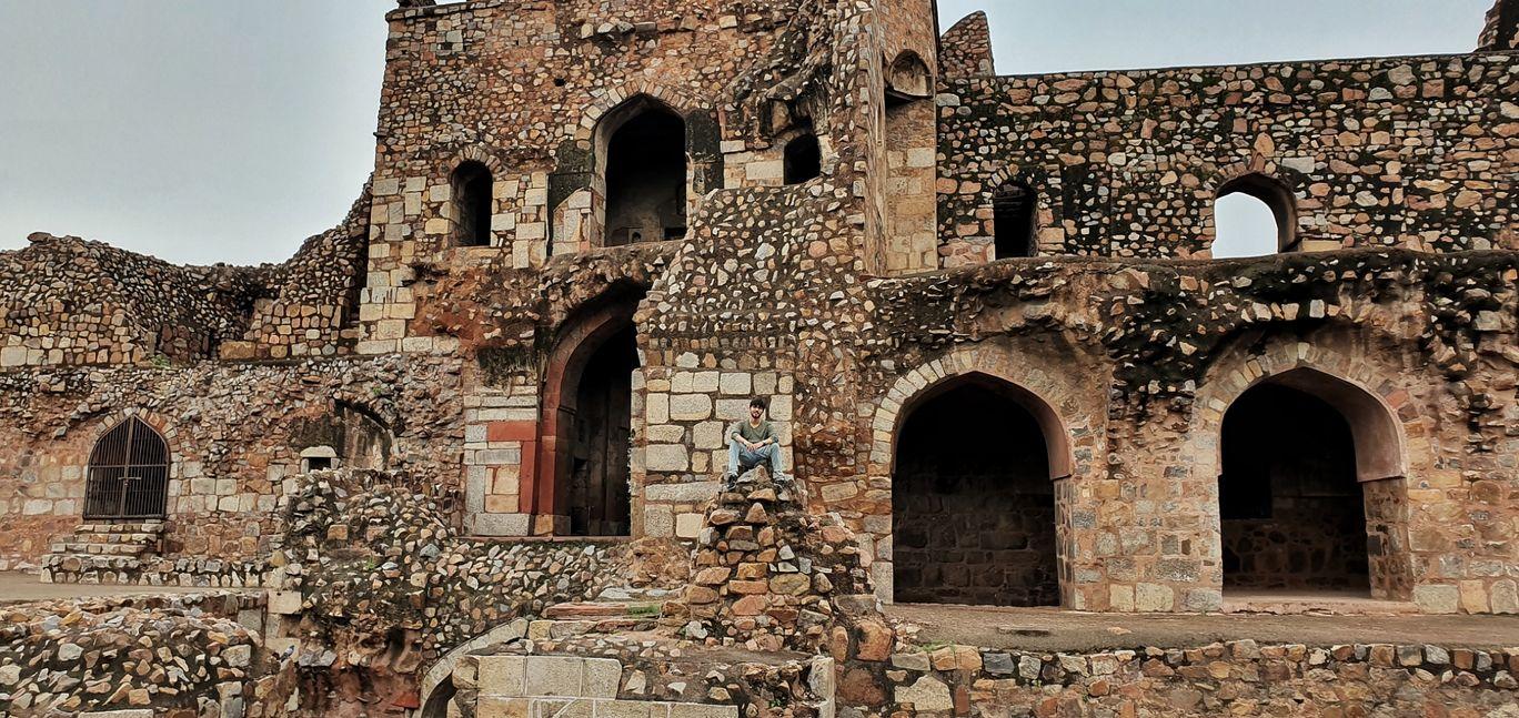 Photo of Purana Qila By Lakshya pawa