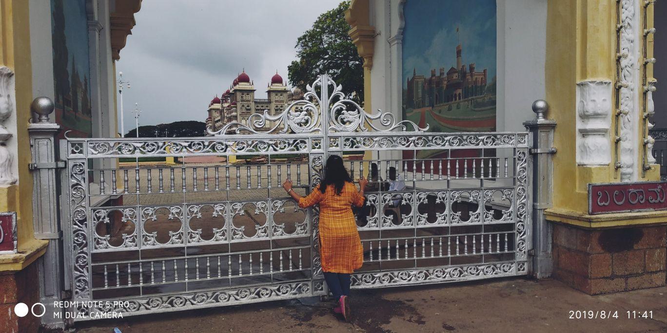 Photo of Mysore Palace By valsala shukla
