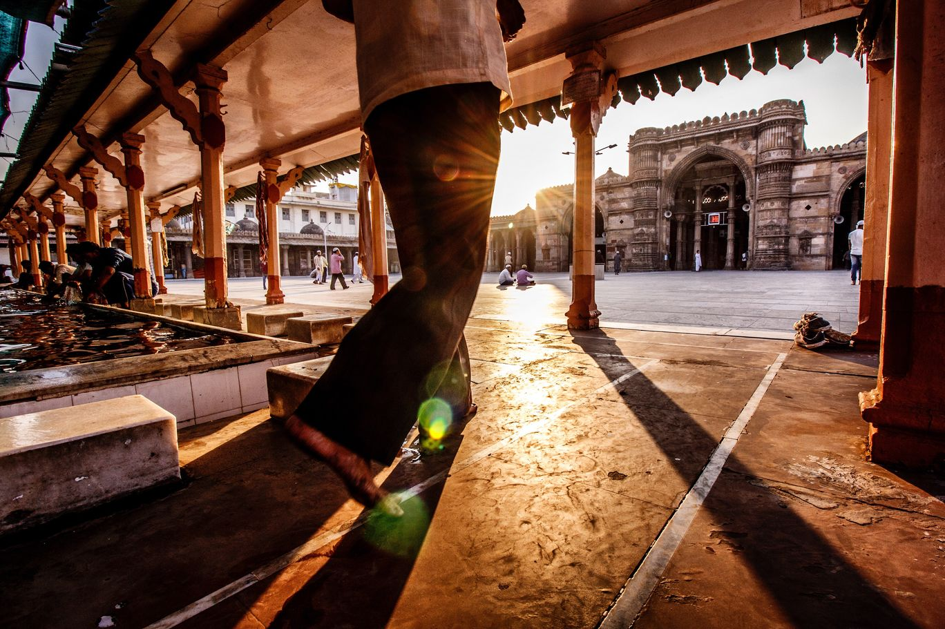 Photo of jama Mosque Ahmedabad By Nirbhay Pearala