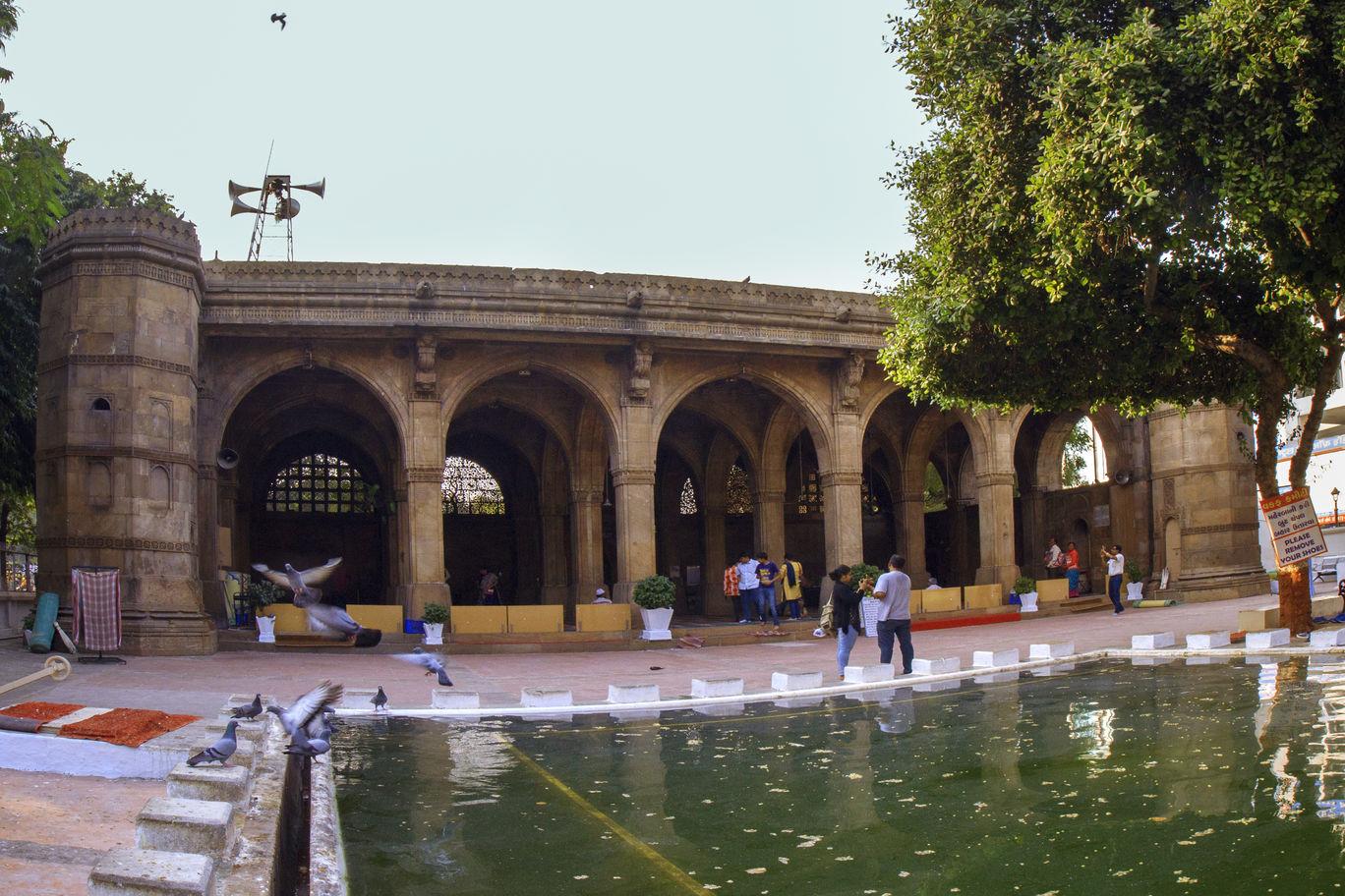 Photo of Siddi Sayed Ki Jali By Nirbhay Pearala