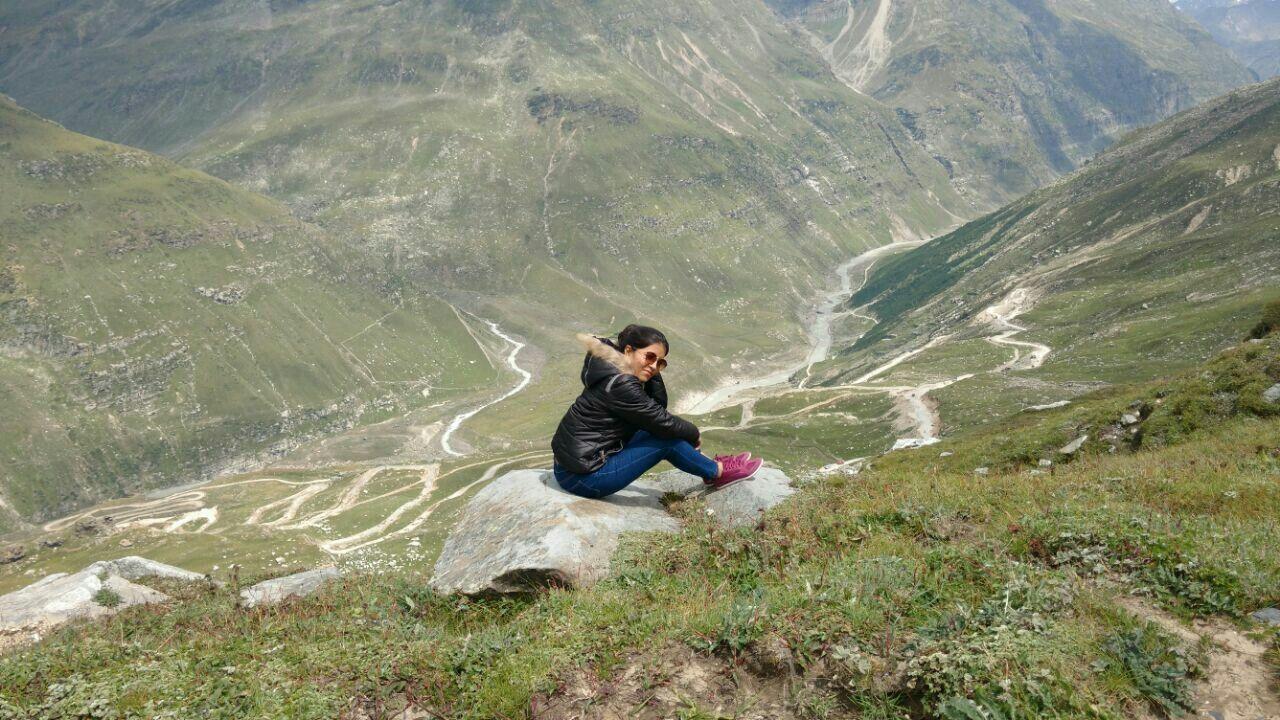 Photo of Rohtang Pass By Anita Gusain