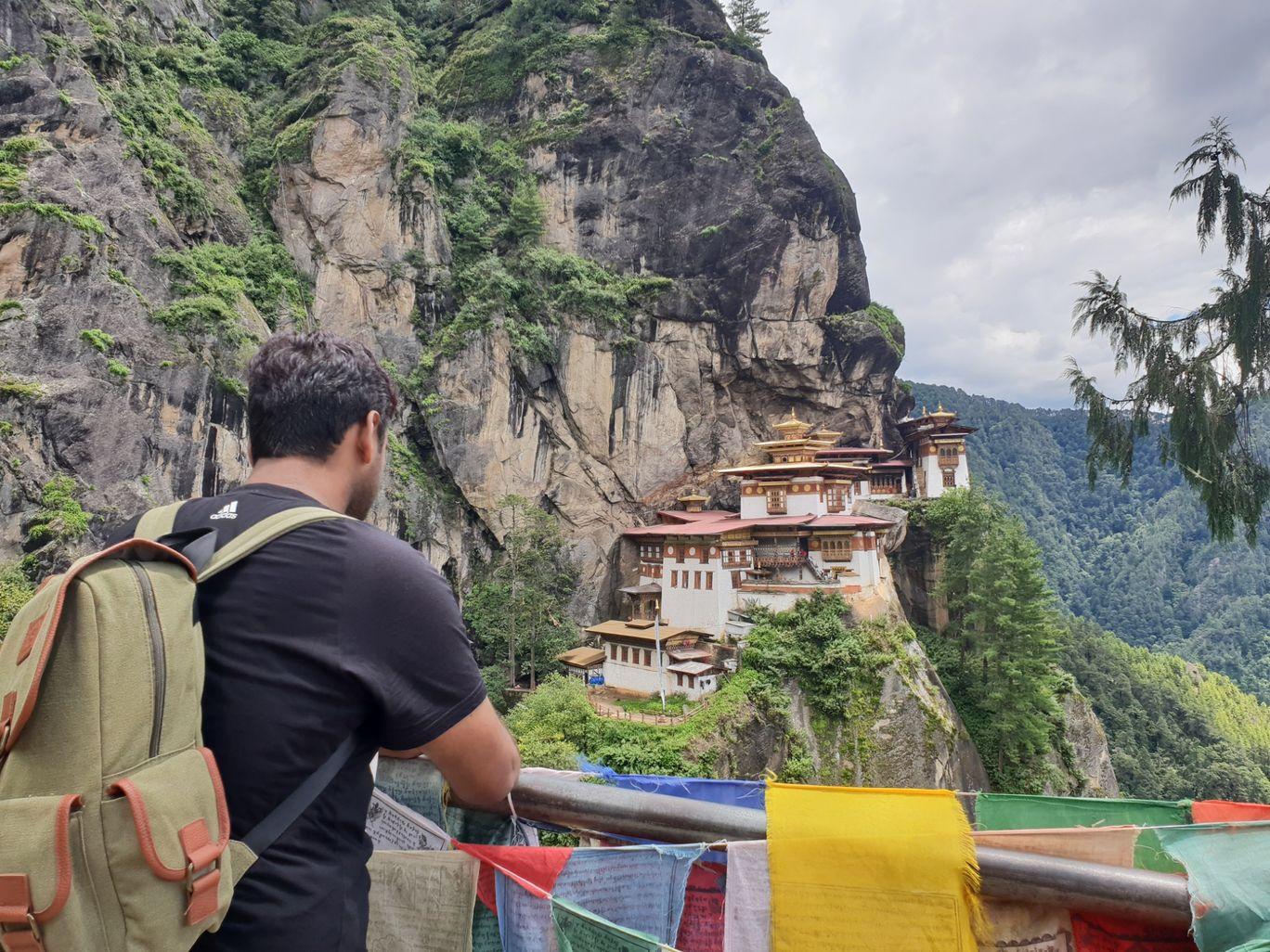 Photo of Bhutan By Deepak Mudgal