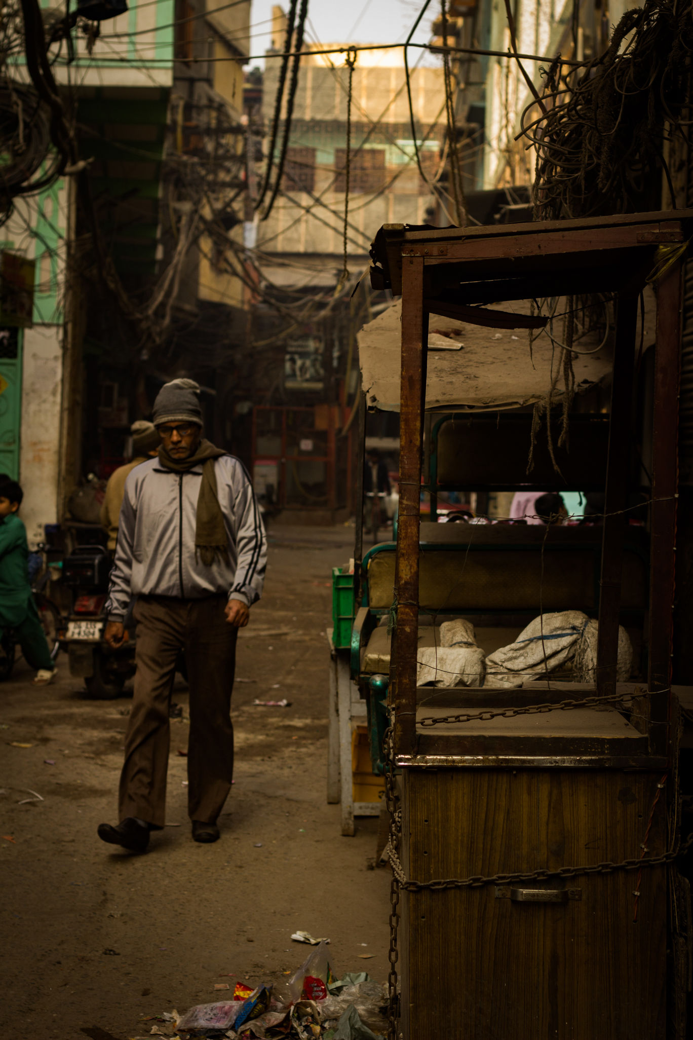 Photo of Chawri Bazar By Vishal