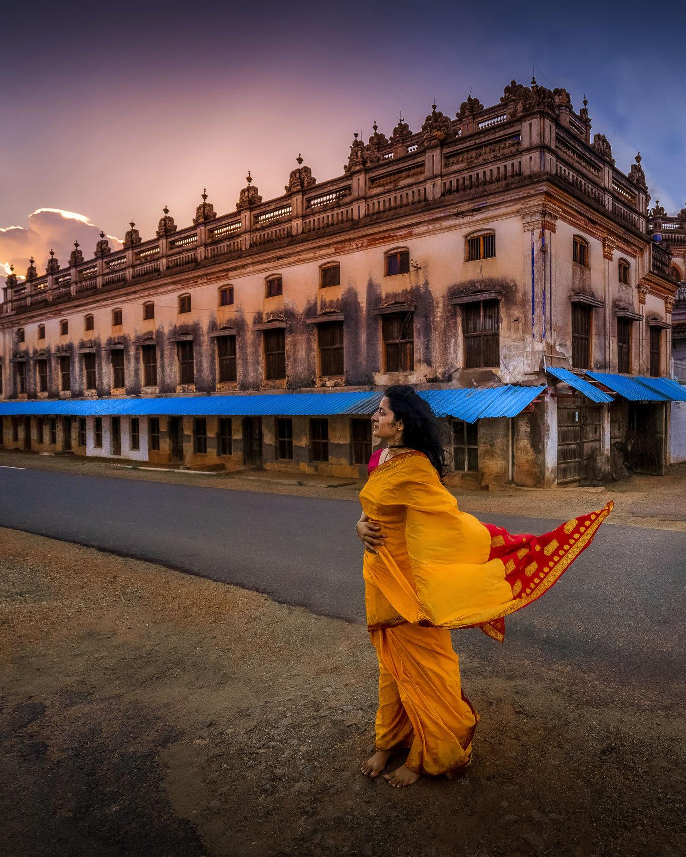 Photo of Chettinadu Mansion By Savad A