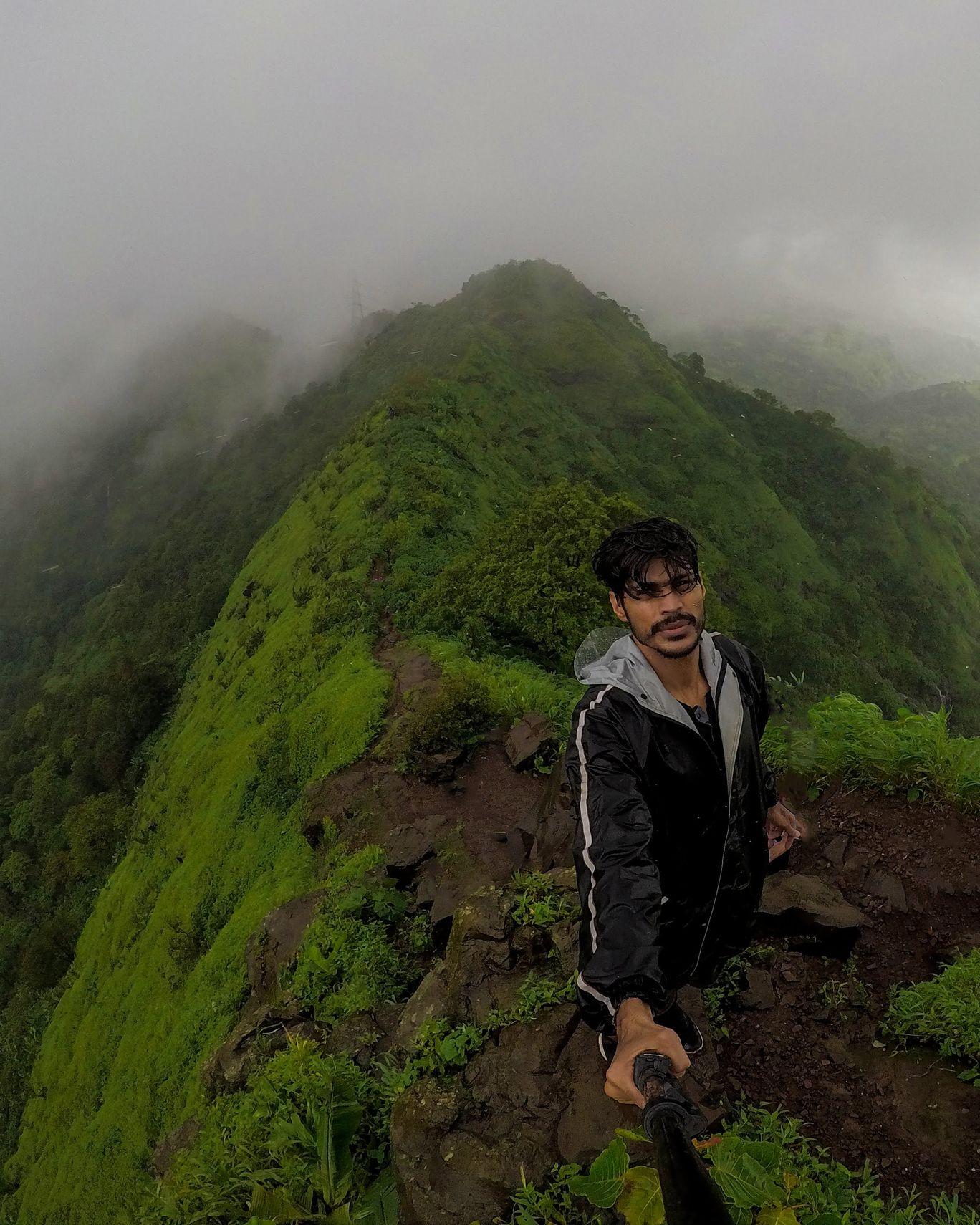 Photo of Vikatgad Peb Fort By Bhupendra