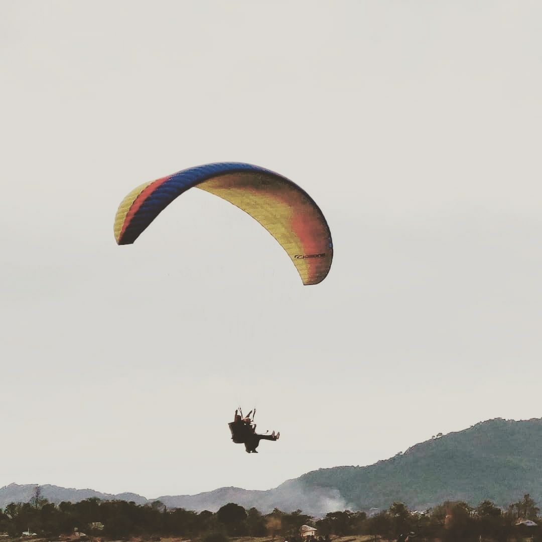 Photo of Bir Billing Paragliding By Tejasmee Nayak