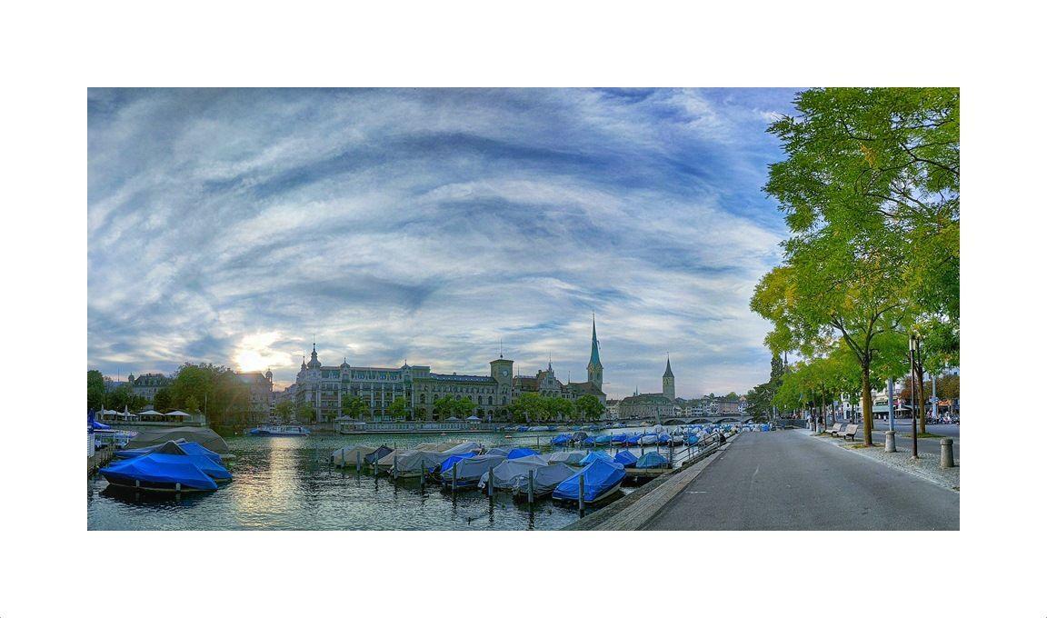 Photo of Zürich By Aneesh Achuthan