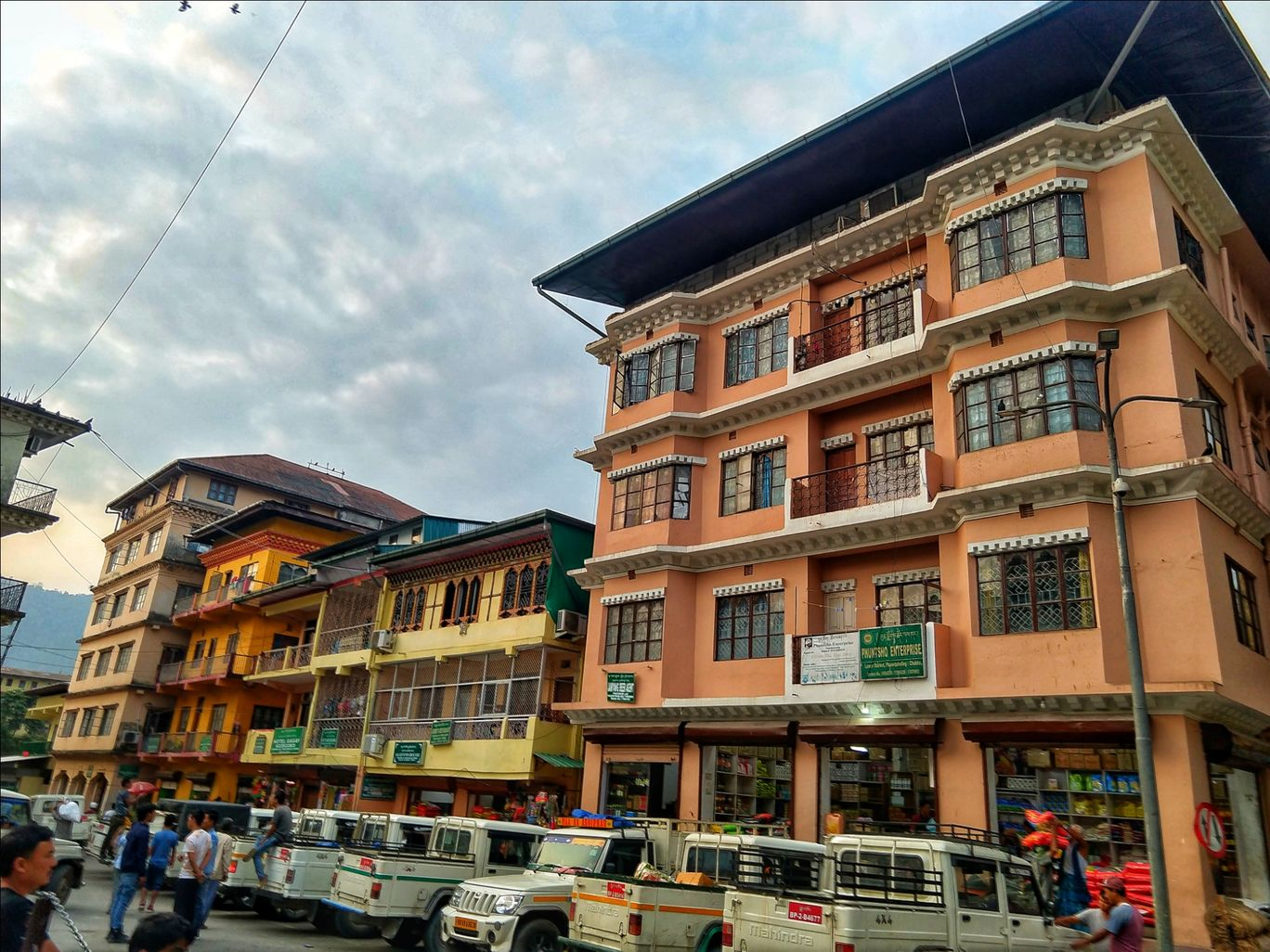Photo of Bhutan By Dipti Pathare