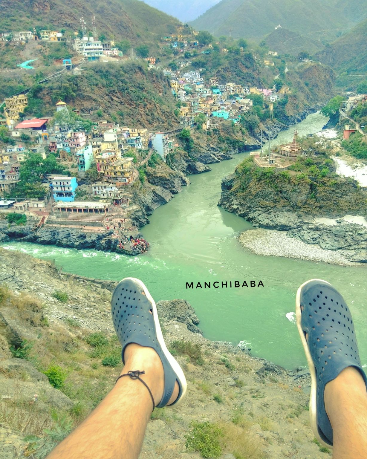 Photo of Devprayag By Sharadh Sharma