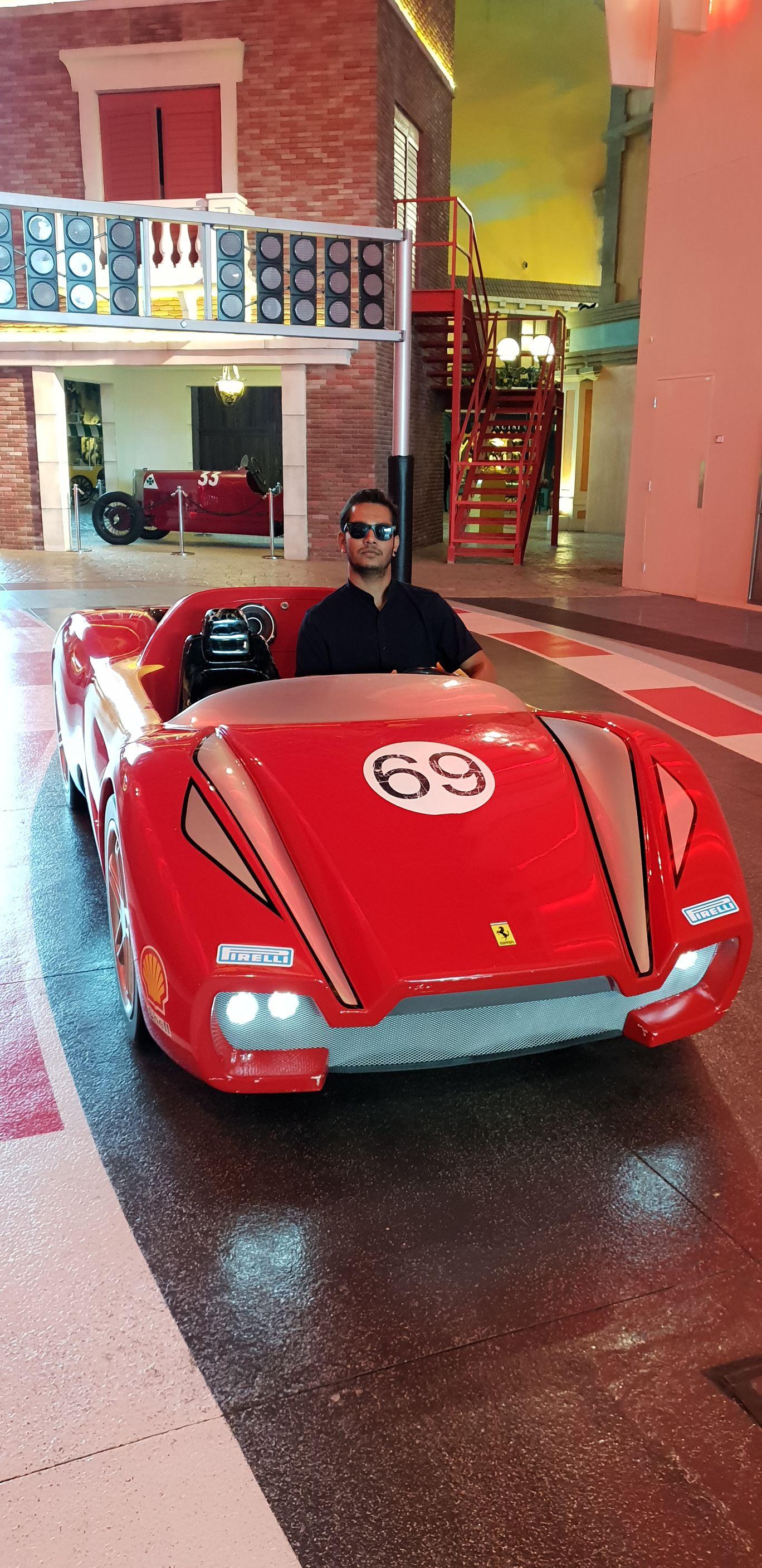Photo of Ferrari World Abu Dhabi By Bhavik Sarkhedi