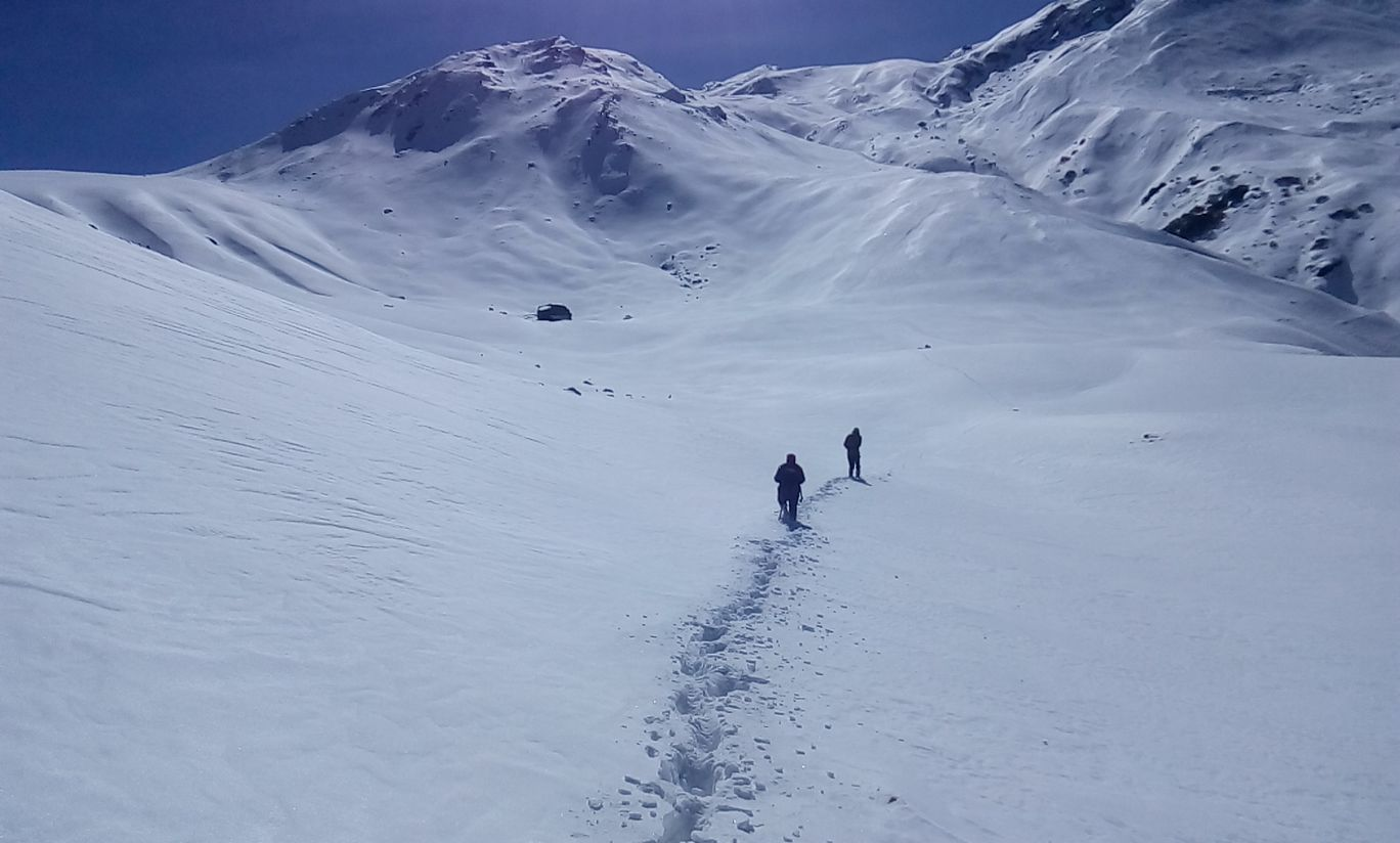 Photo of Kuari Pass Trek By Himanshu Agrawal