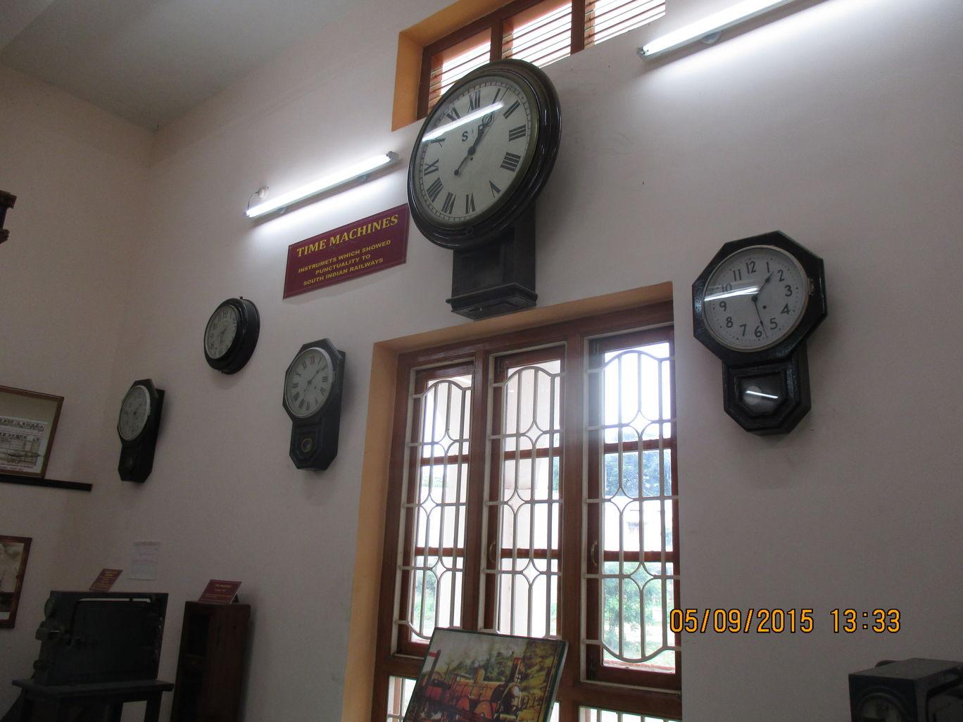 Photo of Truchchirapalli Rail Museum---a photo story By Arindam Ghosh