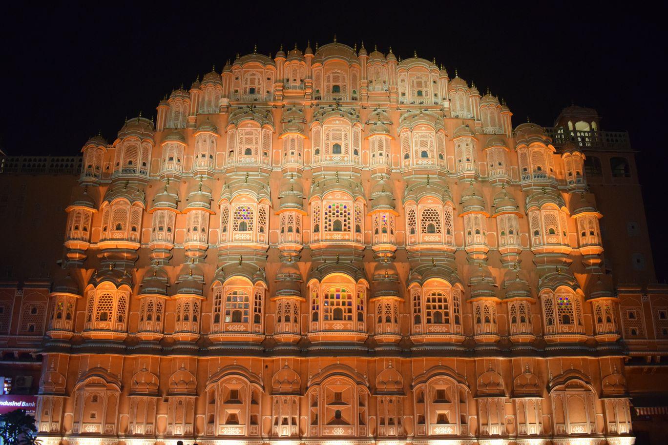Photo of Hawa Mahal By Jimish Parekh