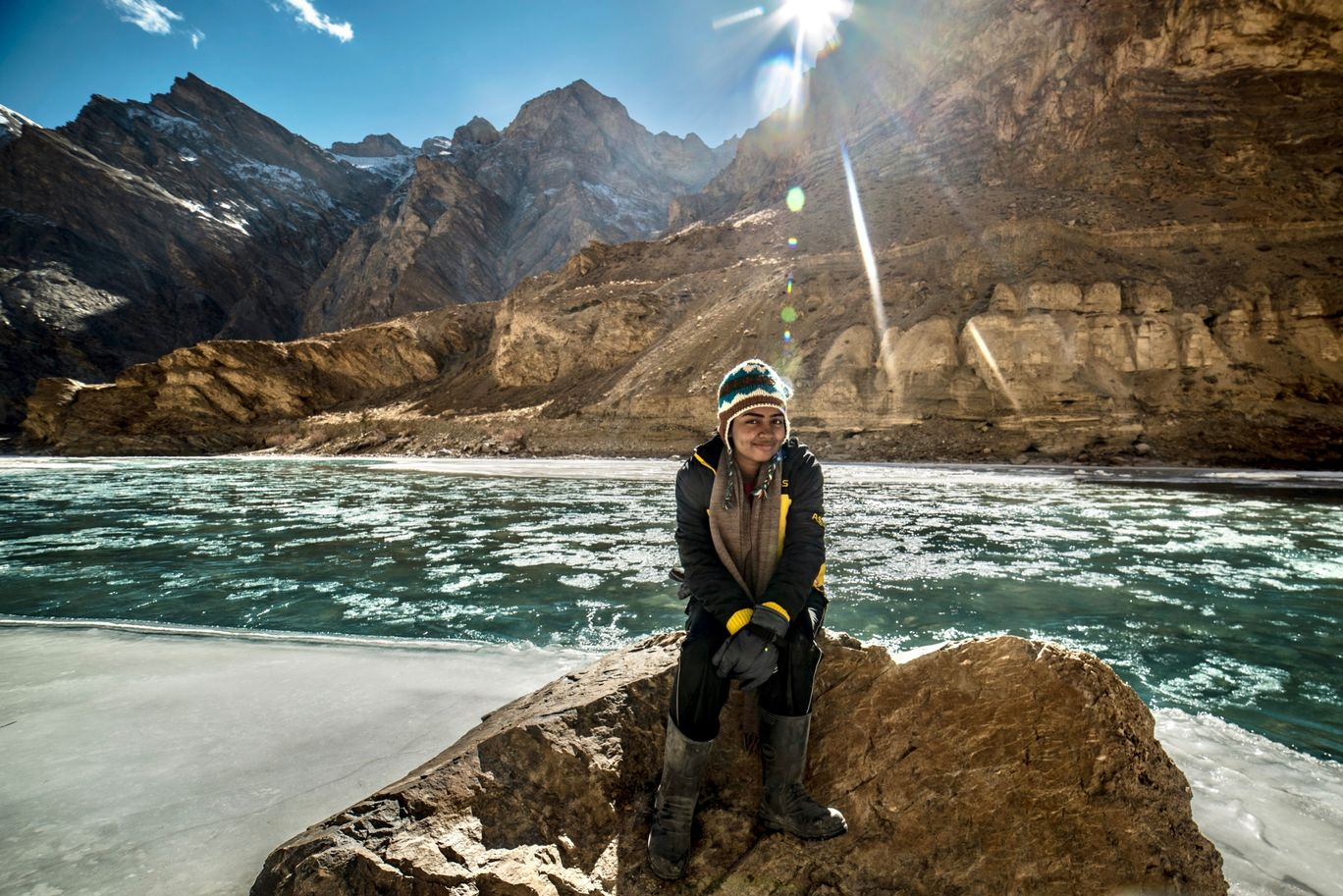 Photo of Chadar trek - Trekking In Ladakh - Frozen River Trekking In Ladakh By Nivetha Kannan