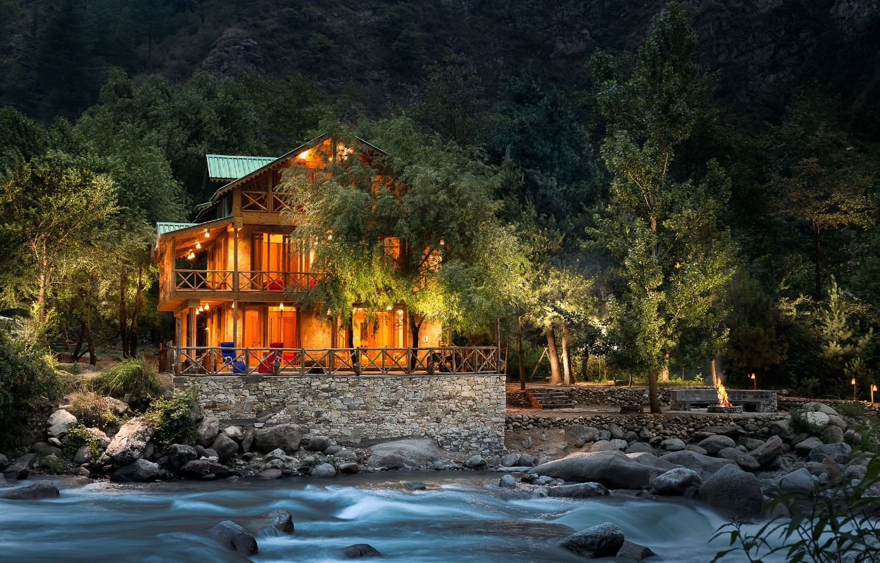 Photo of Sunshine Himalayan Cottages -Tirthan Valley By Panki Sood