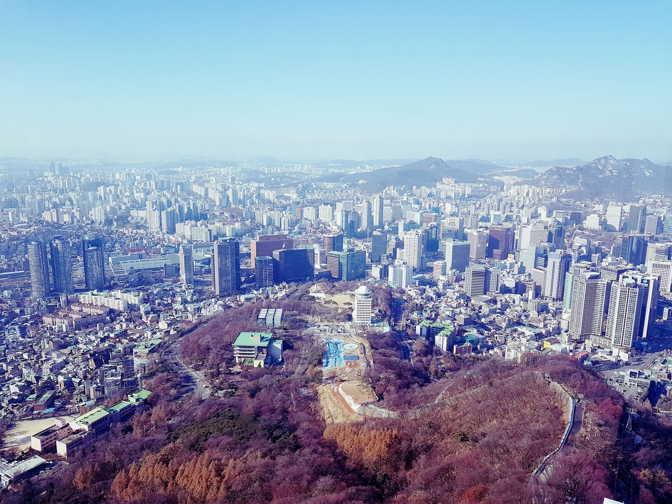 Photo of Seoul By Kapil Kumar
