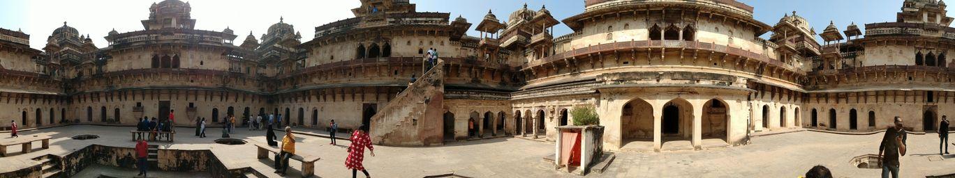 Photo of Orchha Palace By gaurav gupta