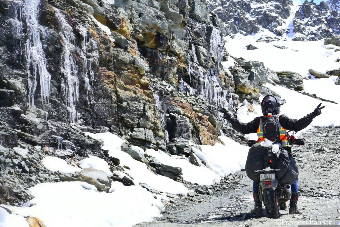 Photo of Sach Pass 4390m By DBATG