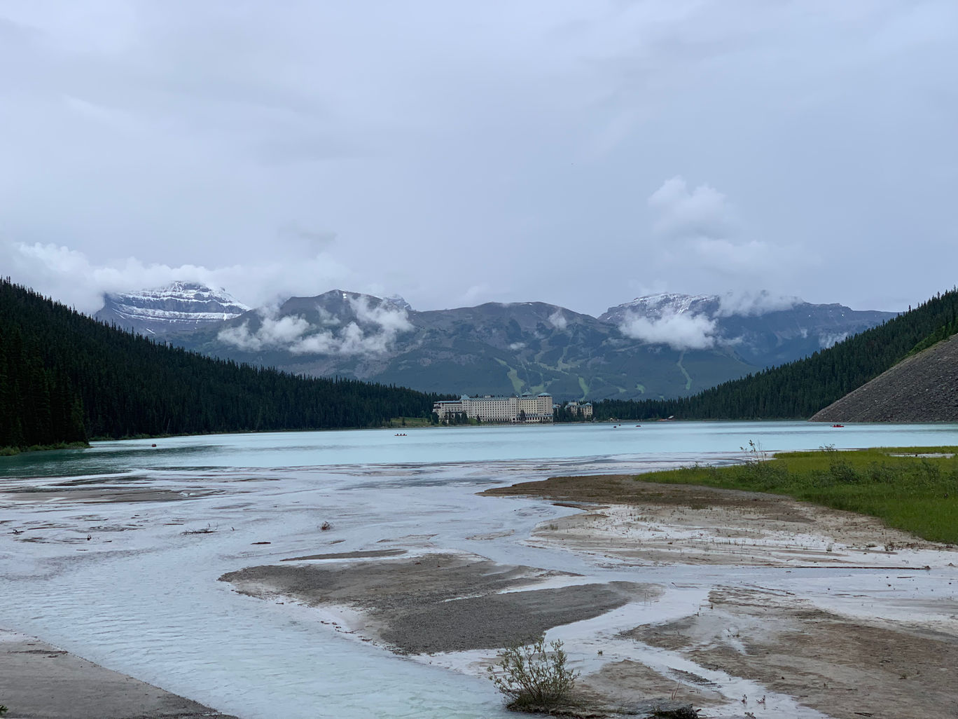 Photo of Photoblog: A stunning day trek - The Plain of Six Glaciers, Alberta Canada #DayTrekWonders By Mr n Mrs Traveler
