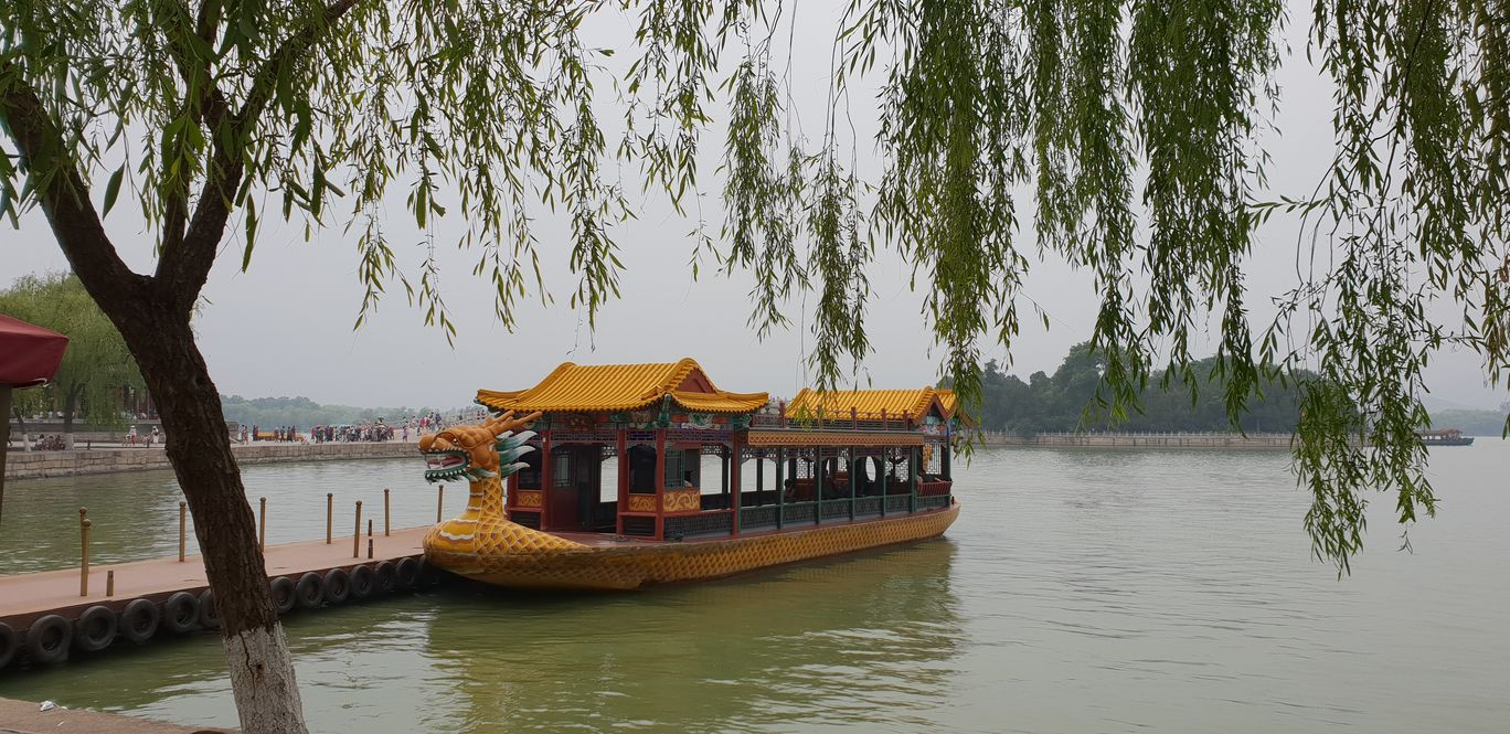 Photo of The Summer Palace By Sreekala Pillai