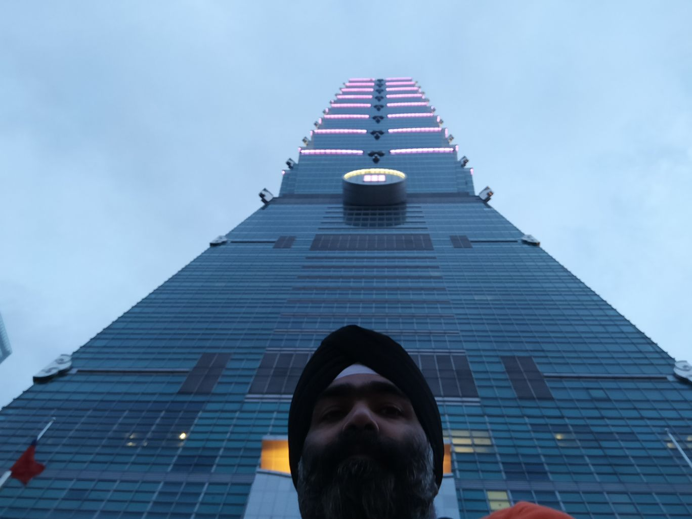 Photo of Taipei 101 By Charandeep Singh