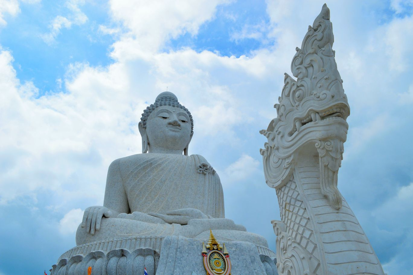 Photo of Big Buddha By Khushboo Bhambri